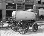 Water Wagon with Motor and Pump