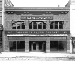 Carpenter Paper Company Exterior