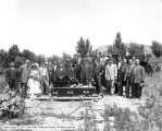 O'Donnell and Company, Greek Funeral at Cemetery