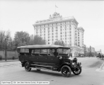 Frank Botterill, Sightseeing Automobile, Hotel Utah