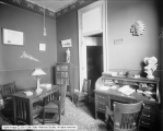 Dr. D. M. [M. H.] Dearden, Office Interior