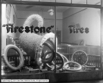 Firestone Tire Company Window