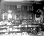 Schramm and Johnson Drug Store Interior