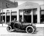 Botterill Auto Company, Pierce Roadster