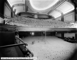 Orpheum Theatre, Balcony Test