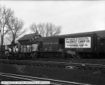 Sweet Candy Company, Railroad Car Load of Candy at Denver and Rio Grande Yards