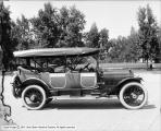 Whitley Packard Car