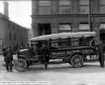 Mountain States Telephone and Telegraph Truck