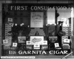 Cigar Store Window