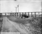 Orem Railroad Showing Trestle