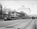 Auto Party, World's Fair Tour No. 2, Plaza Hotel, Hotel Utah