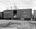 Railroad Car Load of Copeman Ranges