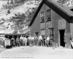Alta Consolidated, Tunnel and Building