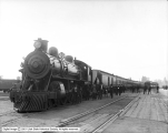 First San Pedro Train For Los Angeles