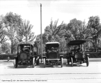 Mountain States Telephone and Telegraph Trucks