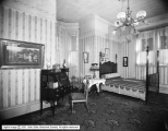 Amelia's Palace, Brigham Young Bedroom, Third Floor