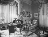 Amelia's Palace, Mrs. Holmes Boudoir Showing Desk