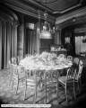 Amelia's Palace, Dining Room, Glass Table
