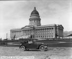 Auto at Capitol Building