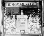 Druehl and Franken, Cigar Window