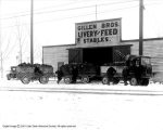 Jeffery Distributing Company Trucks and Trailers