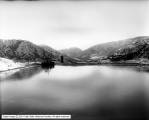 Oregon Short Line Railroad, Bear River Canyon, Panorama 1