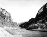 Oregon Short Line Railroad, Bear River Canyon