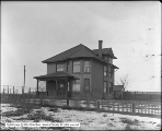 Superintendent Sorenson's Residence at Highland Boy