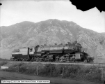 Utah Railroad Engine #202