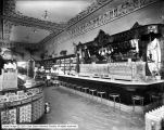 Halliday Drug Store Interior