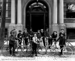 Young Men's Christian Association (YMCA) Bike Club