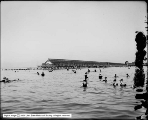 Bathers at Saltair, from Boat