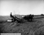 Evans Farm, Plowing Field