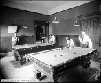 Young Men's Christian Association (YMCA) Billiard Room
