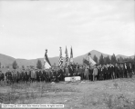 Funeral at Gravesite