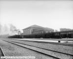 Denver and Rio Grande Yards and Depot, Trains
