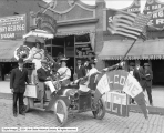 Columbia Phonograph Company Auto, United Commercial Travelers of America (UCT) Parade