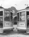 Utah Light and Railway Company Street Cars