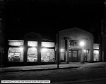 Tom Botterill Auto Company at Night