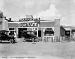 Warners Garage, Fillmore