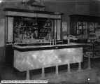 Whitworth's Drug Store Soda Fountain