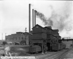 Lion Coal, Blair Town Wyoming, Tipple