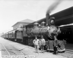 L. M. Stritco with Engine #658