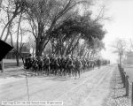 Soldiers Leaving Fort Douglas