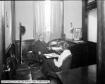 Western Loan and Building Company, Mr. Madsen in Office