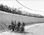 Wandamere Riders at Track