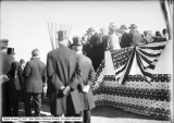 President Taft at Fair Grounds