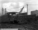 Coal Unloader at Federal Coal Company Yards