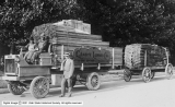 Granite Lumber Company Truck and Wagon