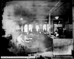 Consolidated Woolen Mills Company Office Interior